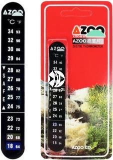 AZOO Digital Thermometer (AZ12009) - Termometr naklejany na szybę