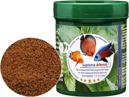 NATUREFOOD Supreme Artemia (38580) - Tonący pokarm dla mięsożernych ryb słodkowodnych