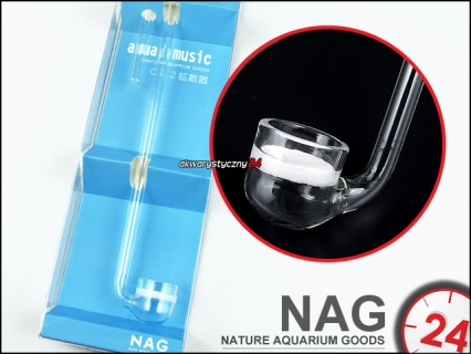 NAG HANG ON CO2 DIFFUSER (Type II) - Dyfuzor CO2 wieszany na szybę
