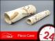 AQUAWILD PLECO CAVE (Sand) (CRS009) - Przelotowa rurka ceramiczna dla zbrojników i sumów