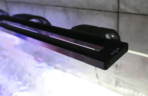 (Uszkodzona) Lampa LED LD-567 - Oświetlenie LED do akwarium morskiego
