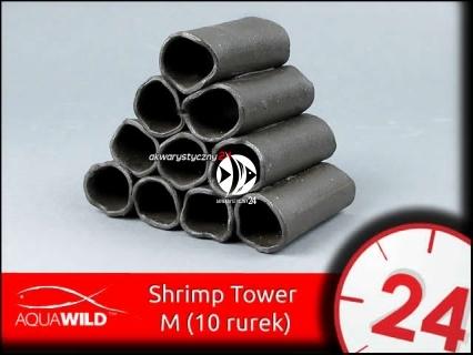 AQUAWILD SHRIMP TOWER (CBG006) - Kryjówka dla krewetek