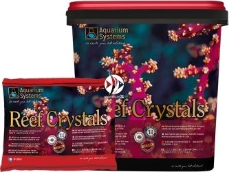 AQUARIUM SYSTEMS Reef Crystals (210382) - Syntetyczna sól rafowa bez azotanów i fosforanów