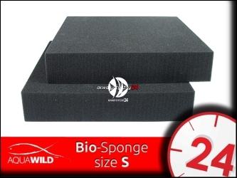 AQUAWILD Bio-Sponge [S] (BIOSS255) - Drobna gąbka filtracyjna o o perfekcyjnej przepuszczalnej strukturze.