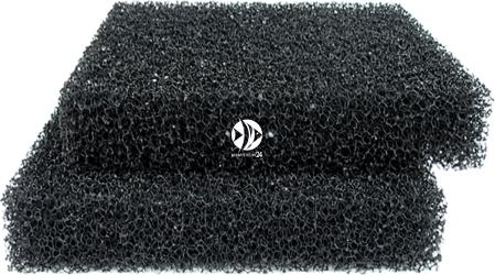 AQUAWILD Bio-Sponge L (BIOSL255) - Gruba gąbka filtracyjna o o perfekcyjnej przepuszczalnej strukturze.