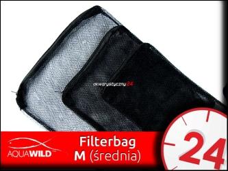 AQUAWILD Filterbag [M] (AQFBM30) - Torebka o średnich oczkach na dowolny wkład filtracyjny