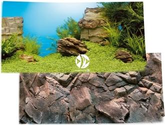 JUWEL Poster 1 (86250) - Tło dwustronne do akwarium