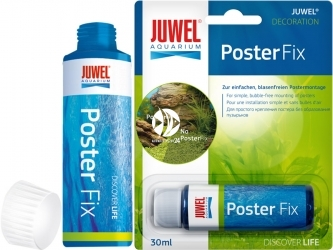 JUWEL Poster Fix 30ml (86249) - Klej do fototapet do akwarium nadający efekt 3D