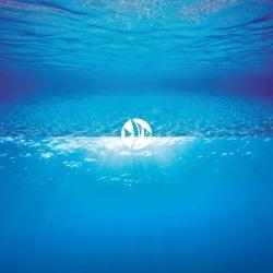 JUWEL Poster 2 (86252) - Tło dwustronne do akwarium.
