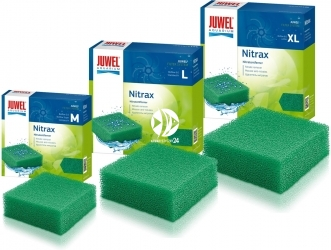 JUWEL Nitrax (88055) - Gąbka usuwająca azotany NO3