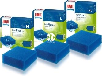 JUWEL BioPlus Fine (88051) - Gładka gąbka filtracyjna o drobnych porach
