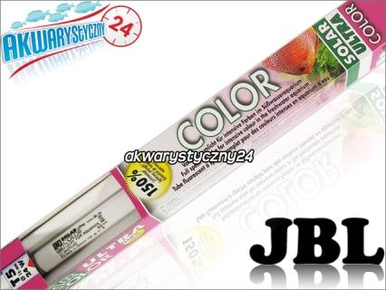 JBL SOLAR ULTRA COLOR T5 (61791) - Świetlówka T5 do akwarium wzmacniająca znacząco barwy ryb i wzrost roślin.