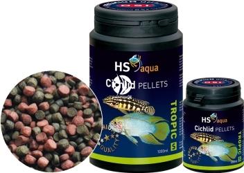 O.S.I. Cichlid Pellets (0030232) - Wolno tonący pokarm w granulacie dla pielęgnic