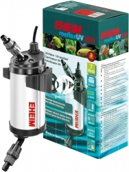 EHEIM ReeflexUV 350 (3721210) - Efektywny sterylizator UV z wydajnym refleksem promieni ultrafioletowych do akwarium