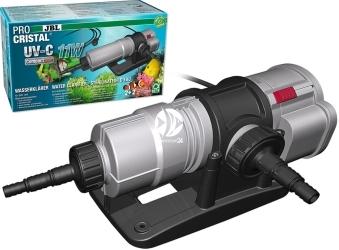 JBL ProCristal UV-C Compact Plus 11W (60471) - Sterylizator do szybkiego usuwania zmętnienia wody