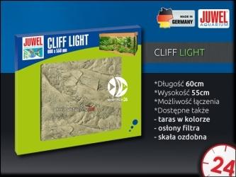 JUWEL TŁO CLIFF LIGHT 60x55cm