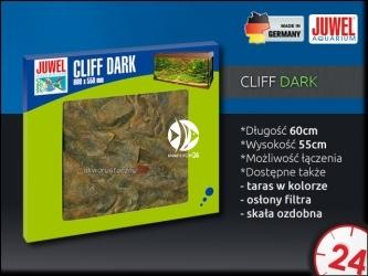 JUWEL TŁO CLIFF DARK 60x55cm