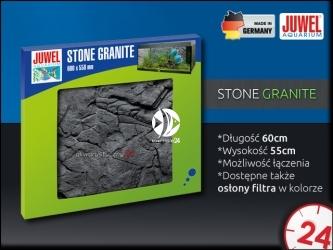 JUWEL TŁO STONE GRANITE (granit) 60x55cm