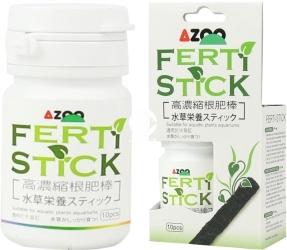 AZOO Ferti-Stick (AZ18010) - Długo działające pałeczki pod korzenie roślin zawierające skoncentrowane mikro i makroelementy w tym azot(N) i fosfor(P)