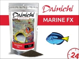 DAINICHI MARINE FX (100g) baby | Pokarm wybarwiający Super Premium dla ryb morskich