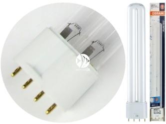 OSRAM Puritec HNS UV-C 18W - Promiennik, żarnik UV 18W do sterylizatora, trzonek 2G11