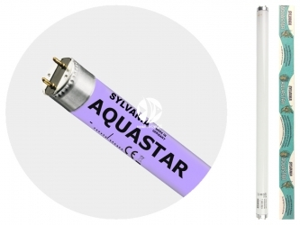 SYLVANIA AquaStar T8 (0002226) - Świetlówka do akwarium symulująca widmo tropikalne