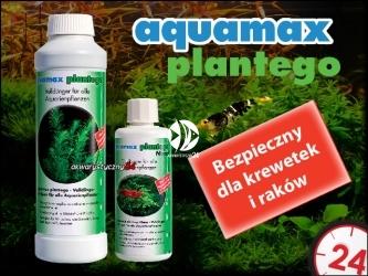 AQUAMAX PLANTEGO (023) - Skoncentrowany i bezpieczny nawóz z żelazem dla wszystkich roślin akwariowych