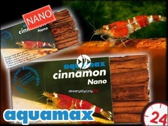 AQUAMAX CYNAMON NANO (015) - Naturalny i wysokiej prosto ze Sri Lanki