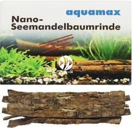 AQUAMAX Nano-Seemandelbaumrinde (002) - Naturalna kora migdałecznika morskiego wpływająca na regulację jonów i pH w wodzie