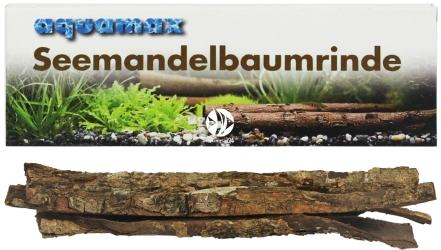AQUAMAX Seemandelbaumrinde (001) - Naturalna kora migdałecznika morskiego wpływająca na regulację jonów i pH w wodzie