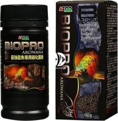 AZOO Arowana BioPro 100g (AZ40024) - Zaawansowany preparat bakteryjny poprawiający jakość wody w krewetkarium