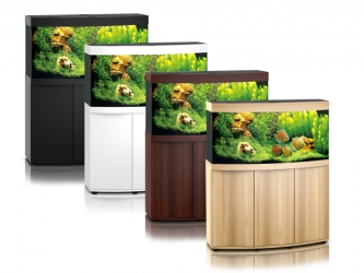JUWEL VISION 260 LED + szafka [4 kolory] - Zestaw akwarystyczny z pełnym wyposażeniem