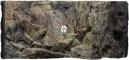 ATG Tło Standard (STD50x30) - Tło uniwersalne do akwarium, zawiera motywy skał i korzeni 80x40 cm
