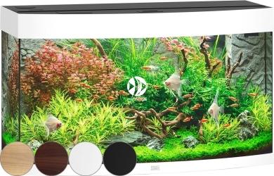 JUWEL Vision 180 LED (09350) - Akwarium z pełnym wyposażeniem bez szafki, 4 kolory do wyboru