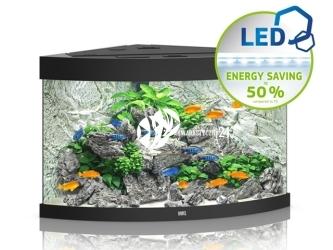 JUWEL TRIGON 190 LED [4 kolory] | Akwarium z pełnym wyposażeniem bez szafki