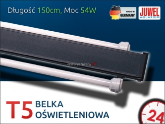 JUWEL BELKA OŚWIETLENIOWA T5 150cm, 2x54W High-Lite