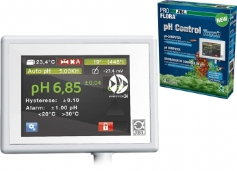 JBL ProFlora pH-Control Touch (63187) - Komputer do pomiaru i sterowania do kontroli CO2/pH