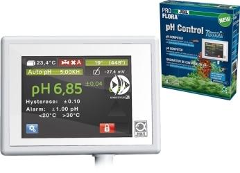 JBL ProFlora pH-Control Touch (63187) - Komputer do pomiaru i sterowania do kontroli CO2/pH