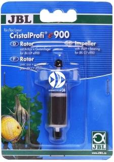 JBL Wirnik filtra [e900] (60107) - Część zamienna, wirnik filtra, kompletny do filtrów CristalProfi e900.