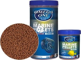 OMEGA ONE Marine Pellets (02411) - Tonący pokarm granulowany dla ryb morskich