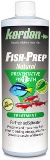 KORDON Fish Prep (32544) - Preparat leczniczy na infekcje grzybicze, pierwotniaki i inne choroby