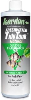KORDON Tidy Tank Freshwater (39664) - Odmulacz w płynie do akwarium słodkowodnego i oczka wodnego