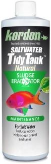 KORDON Tidy Tank Saltwater (39668) - Odmulacz w płynie do akwarium morskiego i rafowego
