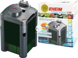 EHEIM Experience 150 (2422020) - Wysokiej jakości filtr zewnetrzny, do akwarium
