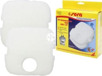 SERA Włóknina Filtracyjna - Włóknina filtracyjna biała do bioactive 130/130+UV