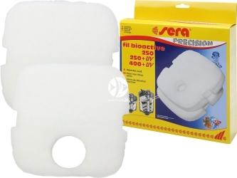 SERA Włóknina Filtracyjna - Włóknina filtracyjna biała do Bioactive 250/400/250+UV/400+UV