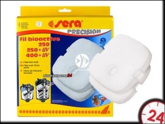 SERA Włóknina Filtracyjna Biała Do Bioactive 250/400/250+Uv/400+Uv