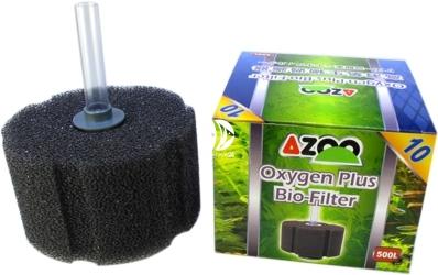 AZOO Oxygen Plus Bio Filter 10 (AZ13010) - Filtr biologiczny zasilany pompką membranową do akwarium