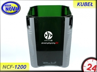 AQUA NOVA Kubełek do filtra NCF-1200