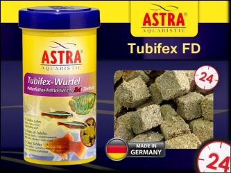 ASTRA-aquaristik Tubifex FD - Wysokiej jakości tubifex liofilizowany.